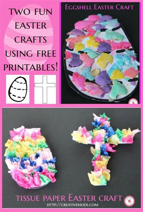 printable paper easter crafts 60 best images about kids craft play ideas on pinterest