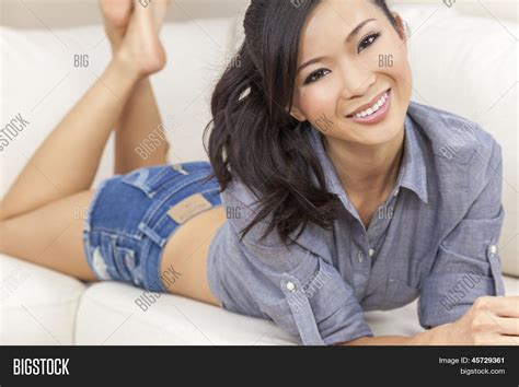who is the asian oriental girl in the liberty mutual insurance tv commercial beautiful young chinese asian image photo bigstock