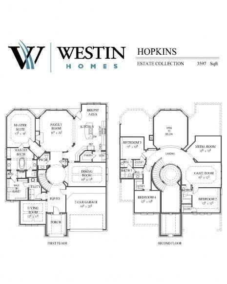 westin homes floor plans awesome westin homes floor plans