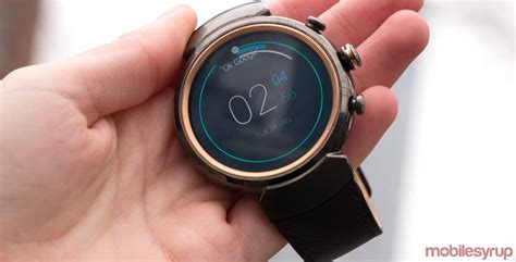 Android Wear 3 0 by Asus Zenwatch 3 Moto 360 2nd Huawei And More