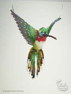 homemade hummingbird ornaments quetzal bird suncatcher quetzal window decor beaded bird ornament bead bird necklace mirror