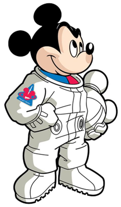 Mickey And The Suit 1 mickey mouse clipart astronaut pencil and in color mickey mouse clipart astronaut