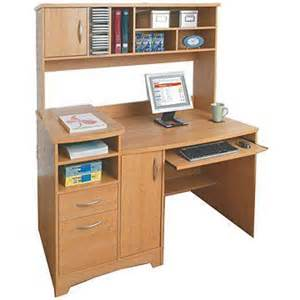 Computer Desk With Hutch On Sale Large Staples Computer Desk With Hutch For Sale Really