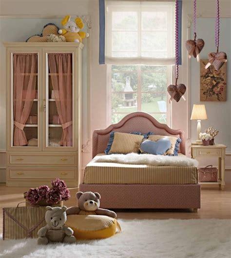 armadi romantici camerette romantiche per bambine idee facili da imitare