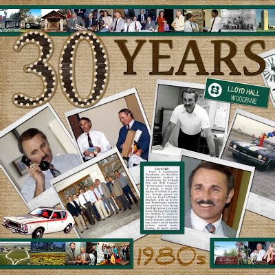 scrapbook layout for retirement ellman images retirement scrapbook pages