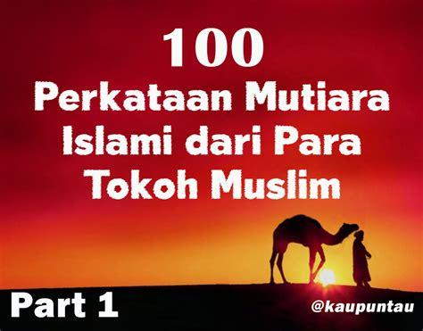 kata bijak kehidupan tokoh islam qwerty