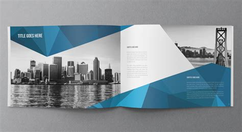 real estate brochure templates psd free download 10