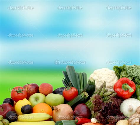 Best Photos of Fruits And Vegetables Background   Fruit