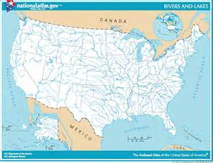bodies of water of the united states