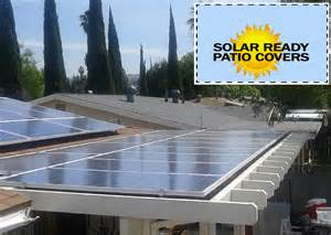 solar panel patio cover solar panel patio cover home design ideas and pictures