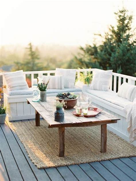 balcony bench ideas small balcony design ideas with colorful patio furniture