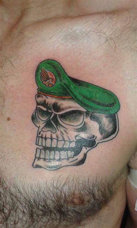 legion berret vert tarzan tarzan tattoo