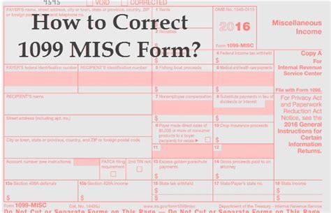 %name 2017 1099 misc   1099 MISC Tax Basics
