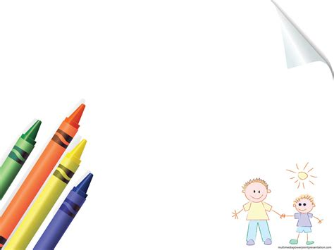 children powerpoint background powerpointhintergrund
