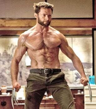hugh jackman wolverine body february 2015 the big picture