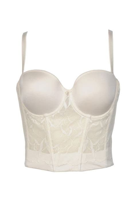 Bra Wedding Gown - longline bras for brides to wear your wedding gown