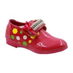 Sepatu Casual Polkadot jual sepatu anak perempuan lucu murah lazada co id