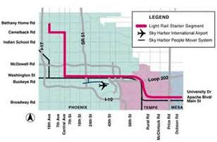 arizona light rail map light rail opens ridership soars light rail now