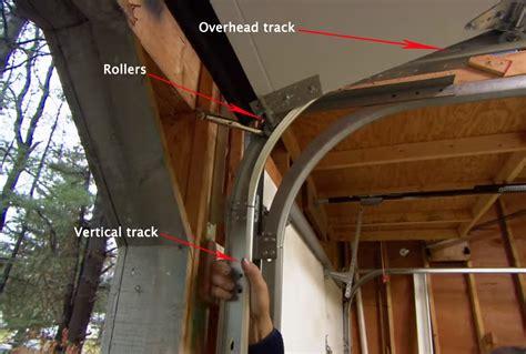How To Fix Garage Door Chain Off Track Wageuzi Garage Door Chain Track