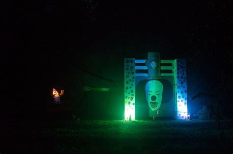 night terrors haunted house night terrors haunted woods walk maine haunted houses