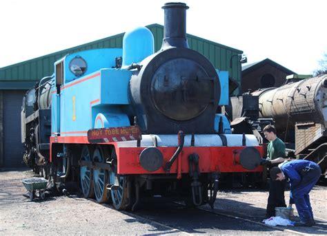 The Tank Engine by At Ropley Loco Yard Loco Yard