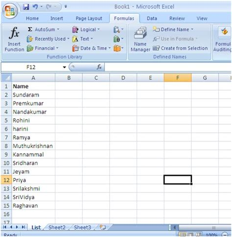learn vlookup excel 2007 easy way to learn dropdown in excel 2007 tutorial case