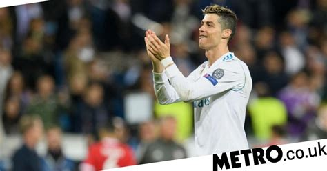 ronaldo juventus letter cristiano ronaldo writes emotional letter to real madrid fans after juve move metro news