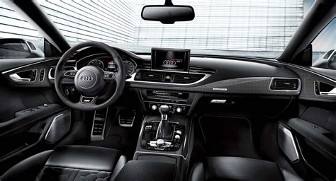 Rs7 Interior by Audi Rs7 Sportback Dynamic Edition At New York Motor Show