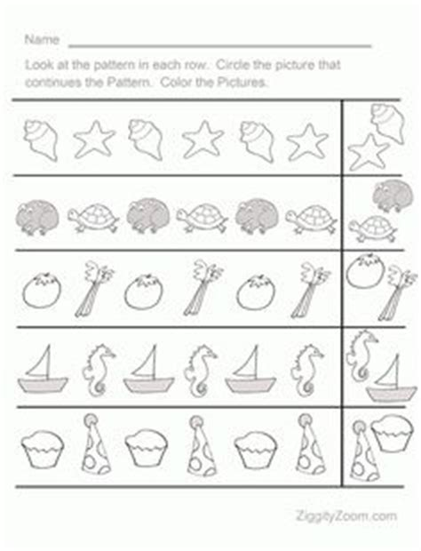 ocean pattern worksheet 1000 images about ocean theme on pinterest ocean themes