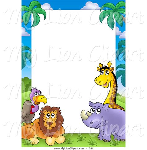 design zoo graphics books borders and frames clipart panda free clipart images