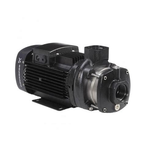 Mesin Pompa Booster Kapasitas Besar Grundfos Cm 10 2 Pompa Dorong Grundfos Cm 10