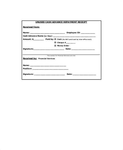 advance payment receipt template 7 sle advance payment receipts word pdf sle