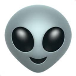 emoji alien emoji thumbs up alien face database of emoji