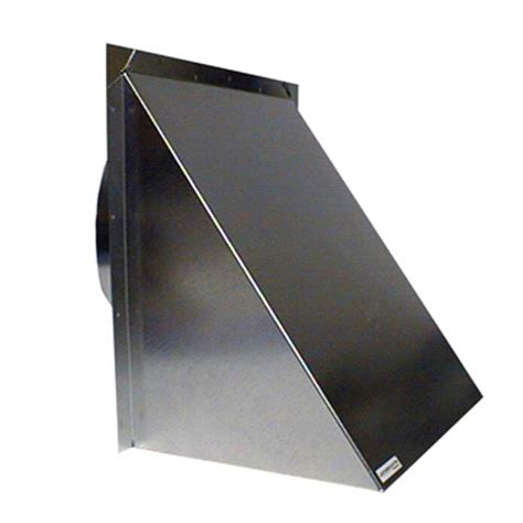 10 Wall Cap by Wall Cap 10 Inch Paintable Metal Erv Direct
