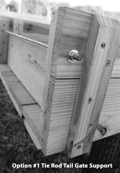 plans  wheels  build  ornamental buckboard
