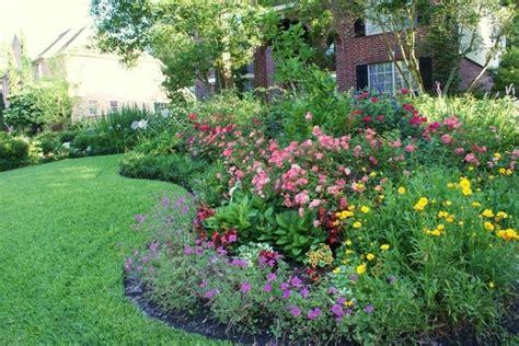 Front Yard Landscaping Simple - kingwood english garden