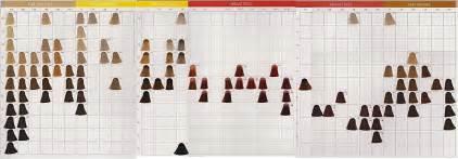 koleston color chart wella koleston hair color chart