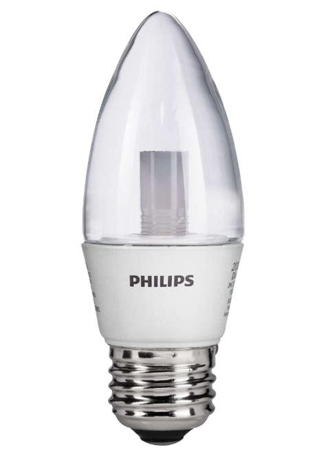 candele philips led candle 046677421021 philips