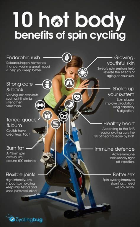 10 Bodies To Remember When Working Out by 10 Benefits Of Spin Cycling Spin Cycling