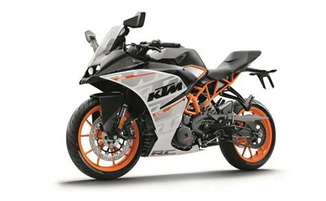 Ktm Rc 2016 Ktm Rc 390 With Upgrades Goes On Sale In Europe