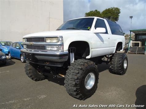 salt rock ls for sale 1996 chevrolet tahoe ls low upgrades for