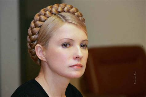 yulia tymoshenko hairstyle top 10 most beautiful ukrainian women