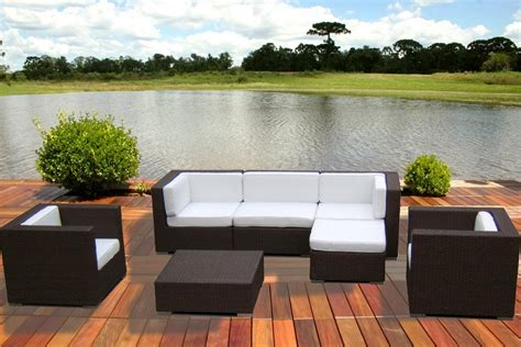 discount patio sectional special price discount 50 outdoor patio wicker furniture