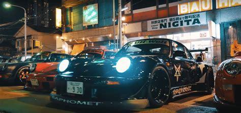 rwb porsche 2017 satanic rwb porsche 911 quot baphomet quot shows up at tokyo rauh