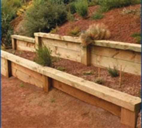 wooden garden walls wood retaining wall woodworking plans pdf woodworking