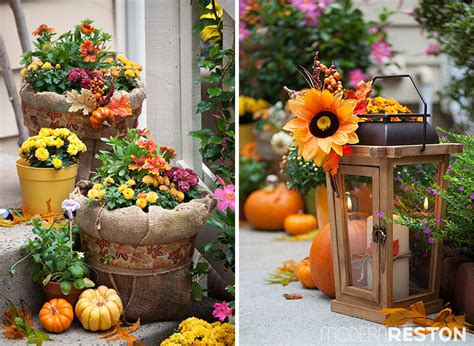 fall decorations for home holiday home tour the wests lush and surprisingly