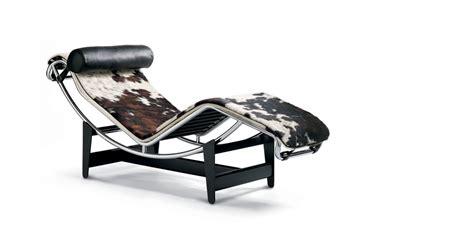 chaise longue d intérieur cassina lc4