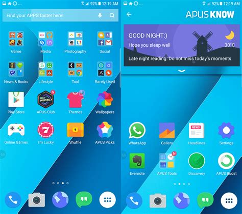 launcher app the 10 best launchers for android