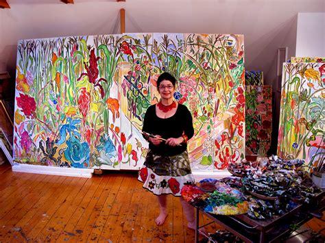 inter disciplinary artist vivian reiss  showing