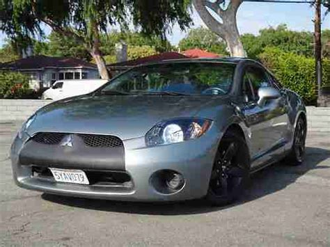 how does cars work 2007 mitsubishi eclipse transmission control buy used 2007 mitsubishi eclipse gs coupe 2 door 2 4l in venice california united states for